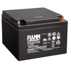 Fiamm FG22703 lead acid battery 12Volt