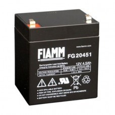Fiamm FG20451 lead acid battery 12Volt
