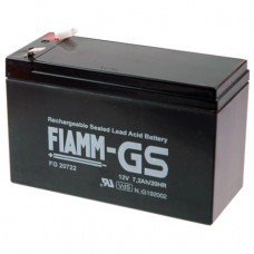 Fiamm FG20722 lead acid battery 12Volt