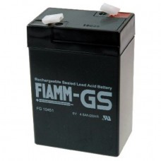 Fiamm FG10451 lead-acid battery 6 Volt
