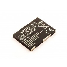 AccuPower battery suitable for Siemens C65, EBA-670