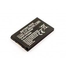 AccuPower battery suitable for Motorola Milestone, BP-6X