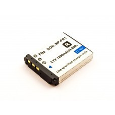 AccuPower battery suitable for Sony NP-FR1, DSC-F88, DSC-L1