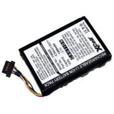 AccuPower battery suitable for Yakumo Delta 300 GPS, E3MIO2135