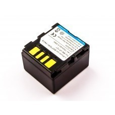 AccuPower battery suitable for JVC BN-VF707, BN-VF707U
