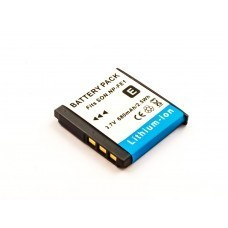 AccuPower battery suitable for Sony NP-FE1, CyberShot DSC-T7