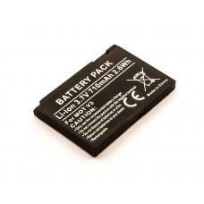 AccuPower battery suitable for Motorola V3 Razr, PEBL, SNN5696