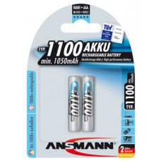 Ansmann Professional AAA/Micro battery 2 pcs.