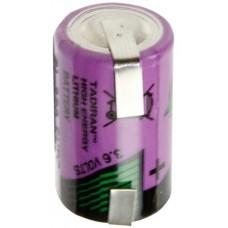 Tadiran SL350/T 1/2AA Lithium battery