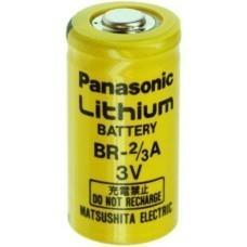 BR-2/3 A Panasonic Lithium battery 3 Volt