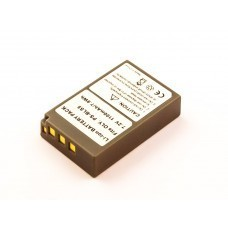 AccuPower battery suitable for Olympus BLS-5
