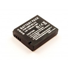 AccuPower battery suitable for Panasonic DMW-BCJ13