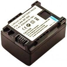 AccuPower battery suitable for Canon BP-809, BP-809, BP-809(S)