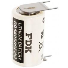 Sanyo Lithium battery CR14250 SE 1/2AA, IEC CR14250, 3-Print