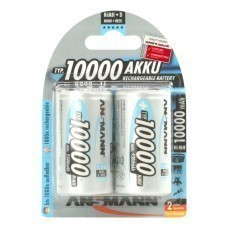 Ansmann Professional D/Mono/LR20 battery 2 pcs.