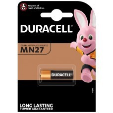 Duracell MN27, LR27, WE27A, L828 battery