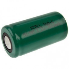 XCell X3600SCR Sub-C battery