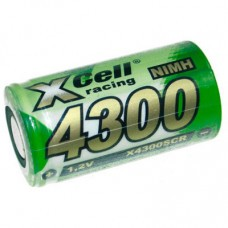XCell X4300SCR Sub-C battery