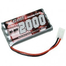XCell X2000AA AA/Mignon BatteryPack
