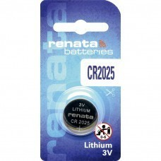 Renata CR2025 Lithium coin cell