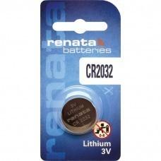 Renata CR2032 Lithium coin cell