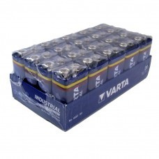 Varta batteries 4022 9V Block, 6LR61 20-Pack