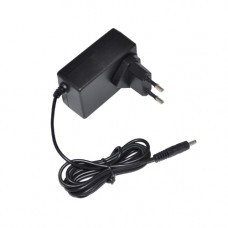 12 Volt wide range adapter, 1500mA, 100-240 Volt