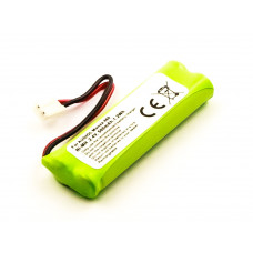 Battery suitable for Audioline GP1010, VT50AAAALH2BMJZ