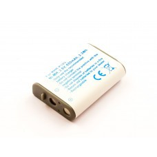 Battery suitable for Panasonic KX-TCA158, HHR-P103