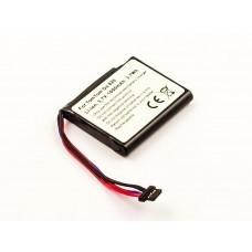 Battery suitable for TomTom 4EH45, VF6M