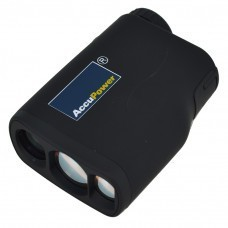 AccuPower Optical laser finder / Distance and speed meter