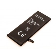 AccuPower battery suitable for Apple iPhone 6S, 616-00033