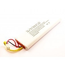Battery suitable for Electrolux Trilobite ZA1, 2192119010