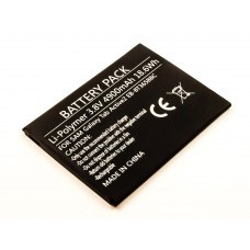 Battery suitable for Samsung Galaxy Tab Active, EB-BT365BBC