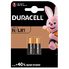 Duracell Lady/N/LR1 Alkaline battery 2-Pack