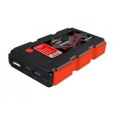 Kraftmax QC3000 Jumpstarter with power bank and flashlight function