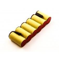 Battery suitable for Gardena ACCU 90, 8804