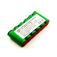 Battery suitable for Wolf Grass Shears BS60, BS 60 7087000