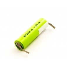 Battery suitable for Braun 1008, 3731