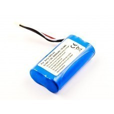 Battery suitable for Sony SRS-X3, ST-01