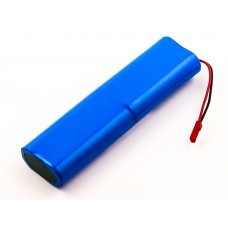 Battery suitable for ILIFE V3s Pro, 18650B4-4S1P-AGX-2