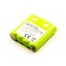Battery suitable for DeTeWe Outdoor 8000, MT700D03XXC