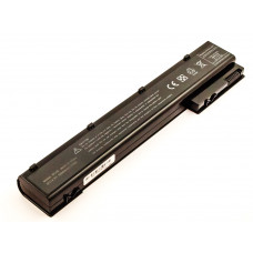 Battery suitable for HP EliteBook 8560w, 632113-151
