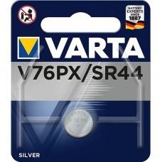 Varta V76PX Alkaline battery, 10L14, 357, SR44, GS13