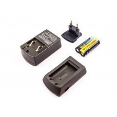 Li-ion PowerSet CR-V3, charger incl. Li-ion rechargeable battery