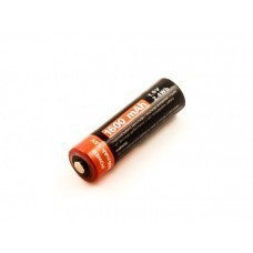 Cylindrical cell 14500, AA, Li-Ion, 1.5V, 1600mAh, with USB charging port
