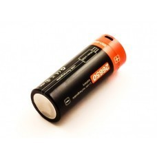 Cylindrical cell 26650, Li-ion, 3.7V, 4000mAh, with USB charging port