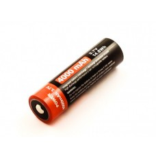 Cylindrical cell 21700, Li-ion, 3.7V, 4000mAh, with USB charging port