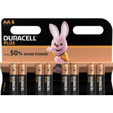 Duracell Plus MN1500 AA/Mignon/LR6 battery 4 pcs.