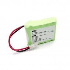 VHBW Battery for Robomow Perimeter like MRK5006A, 2000mAh
